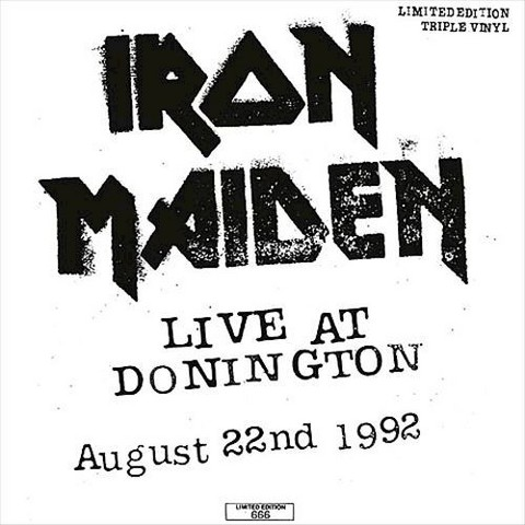 Live at Donington (Limited Edition)