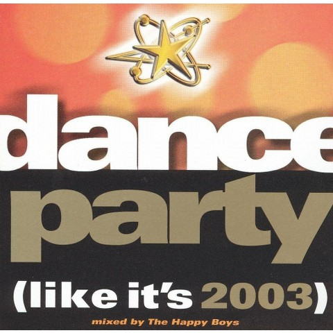 Dance Party (Like It's 2003)