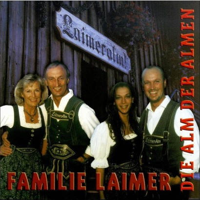 Die Alm der Almen (Lyrics included with album)