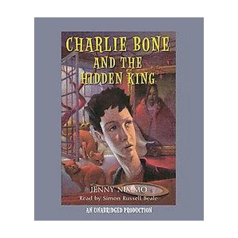 Charlie Bone and the Hidden King (Unabridged) (Compact Disc)