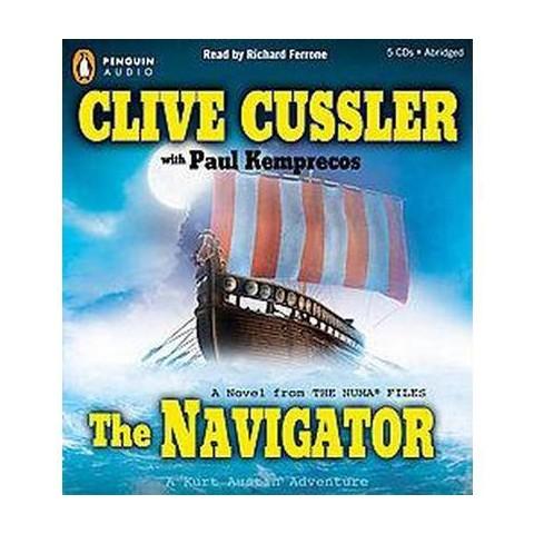 The Navigator (Abridged) (Compact Disc)