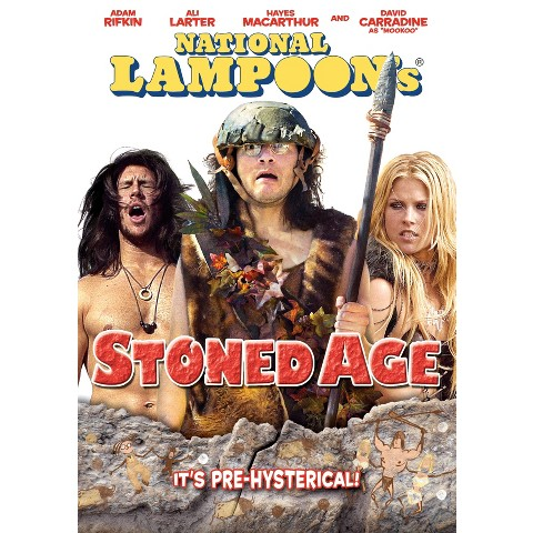 National Lampoon's Stoned Age (Rated)