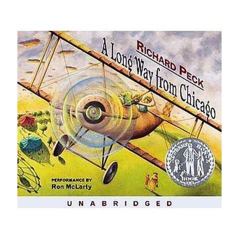 A Long Way from Chicago (Unabridged) (Compact Disc)