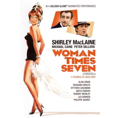 Woman Times Seven (Widescreen)