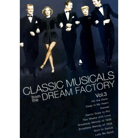 Classic Musicals Collection: Classic Musicals from the Dream Factory, Vol. 3 (9 Discs)