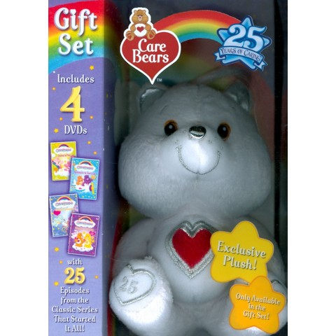 Care Bears: 25th Anniversary (4 Discs)
