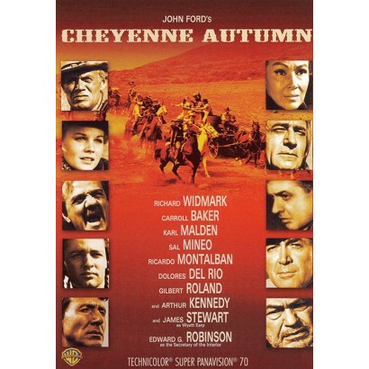 Cheyenne Autumn (R) (Widescreen)