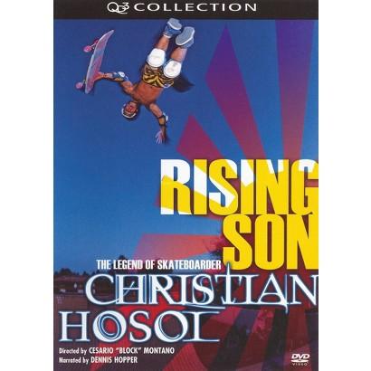 Rising Son: The Legend of Skateboarder Christian Hosoi (Widescreen)