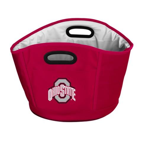 Ohio State Buckeyes Logo Party Bucket - M