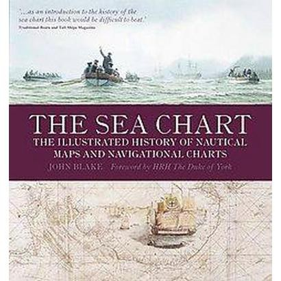 The Sea Chart (Paperback)