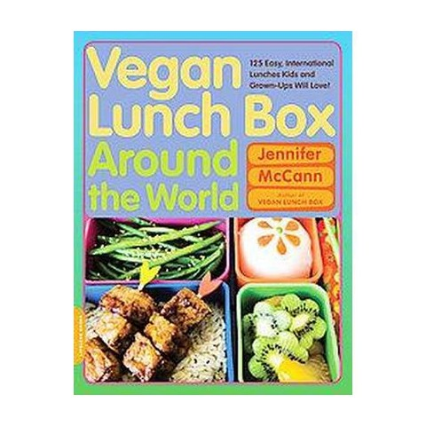 Vegan Lunch Box Around the World (Original) (Paperback)