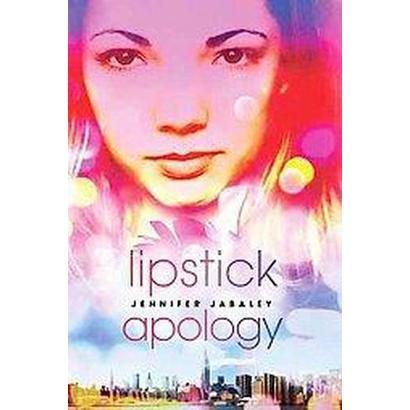 Lipstick Apology (Paperback)