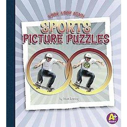 Sports Picture Puzzles (Hardcover)
