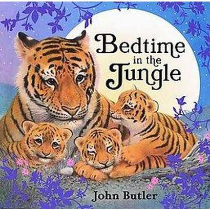 Bedtime in the Jungle (Hardcover)