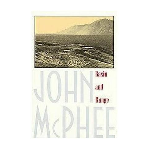 Basin and Range (Reissue) (Paperback)