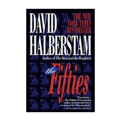 The Fifties (Reprint) (Paperback)