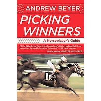 Picking Winners (Reissue) (Paperback)