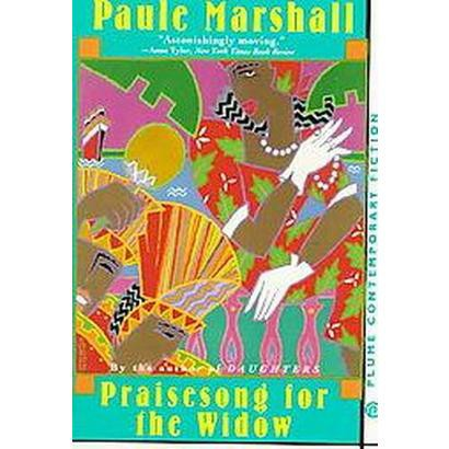 Praisesong for the Widow (Reissue) (Paperback)
