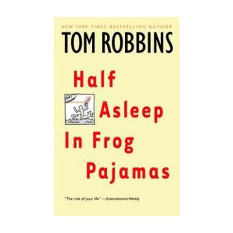 Half Asleep in Frog Pajamas (Reprint) (Paperback)