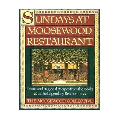 Sundays at Moosewood Restaurant (Paperback)