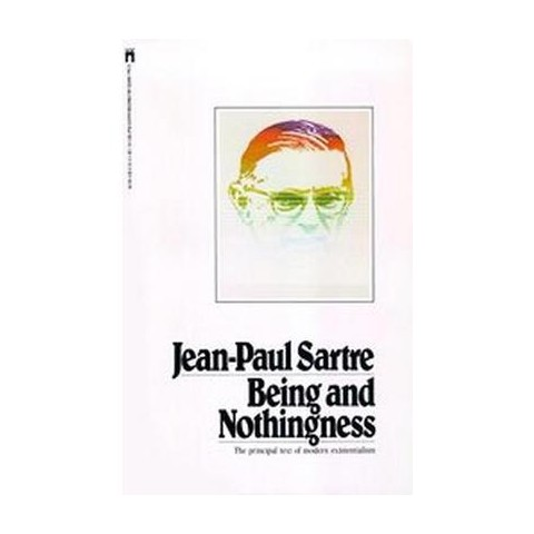Being and Nothingness (Reprint) (Paperback)