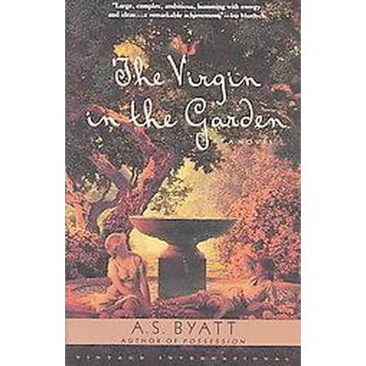 The Virgin in the Garden (Reprint) (Paperback)