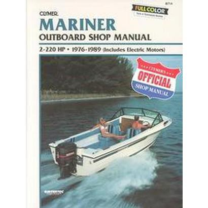 Mariner Outboard Shop Manual (Subsequent) (Paperback)