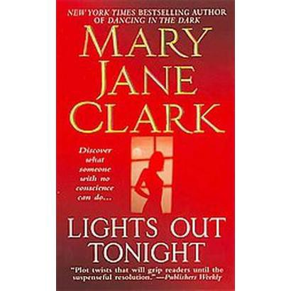 Lights Out Tonight (Reprint) (Paperback)