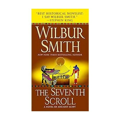 The Seventh Scroll (Reissue) (Paperback)
