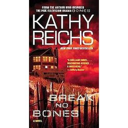 Break No Bones (Reprint) (Paperback)