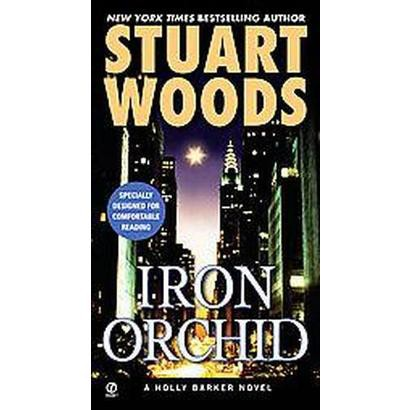 Iron Orchid (Reprint) (Paperback)