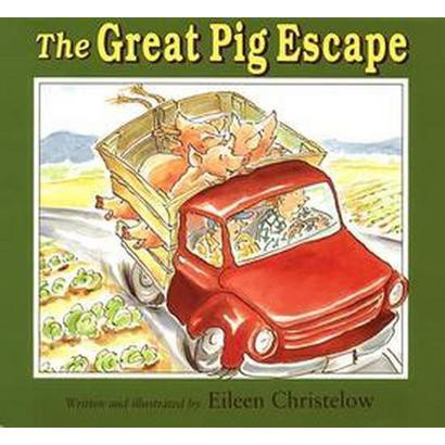 The Great Pig Escape (Hardcover)