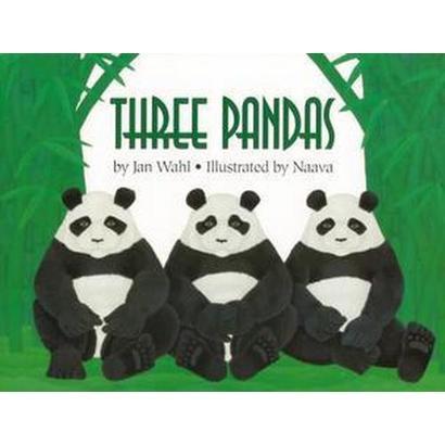 Three Pandas (Hardcover)
