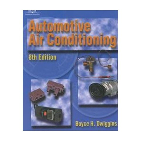 Automotive Air Conditioning (Paperback)