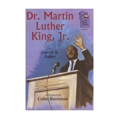 Dr. Martin Luther King, Jr (Hardcover)