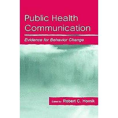 Public Health Communication (Paperback)