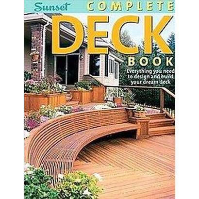 Complete Deck Book (Paperback)