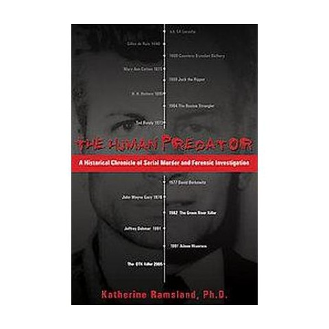 The Human Predator (Reprint) (Paperback)