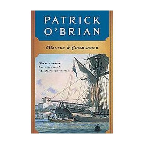 Master and Commander (Reprint) (Hardcover)