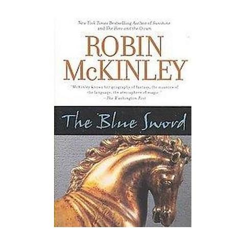 Blue Sword (Reprint) (Paperback)