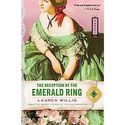 The Deception of the Emerald Ring (Reprint) (Paperback)
