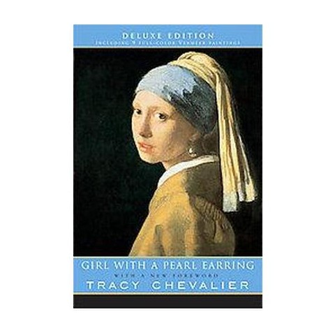 The Girl With a Pearl Earring (Deluxe) (Paperback)