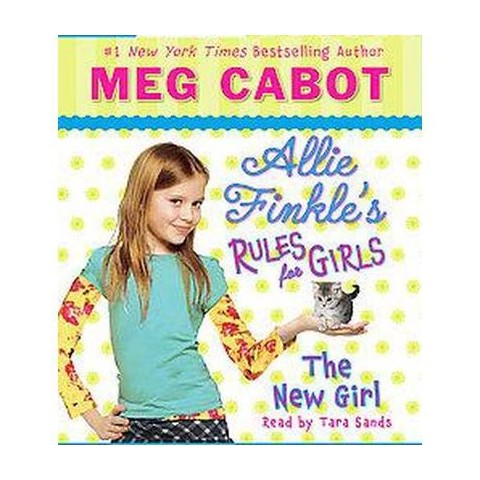 The New Girl (Unabridged) (Compact Disc)