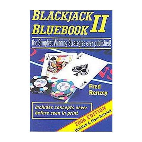 Blackjack Bluebook II (1) (Expanded) (Paperback)