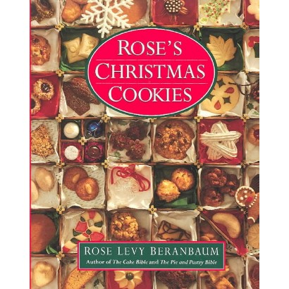 Rose's Christmas Cookies (Reissue) (Hardcover)