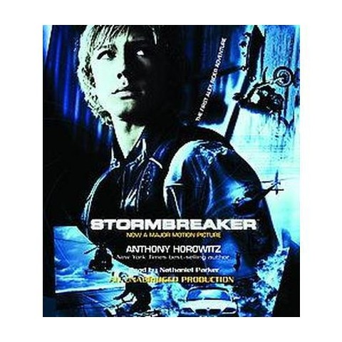 Stormbreaker (Unabridged) (Compact Disc)