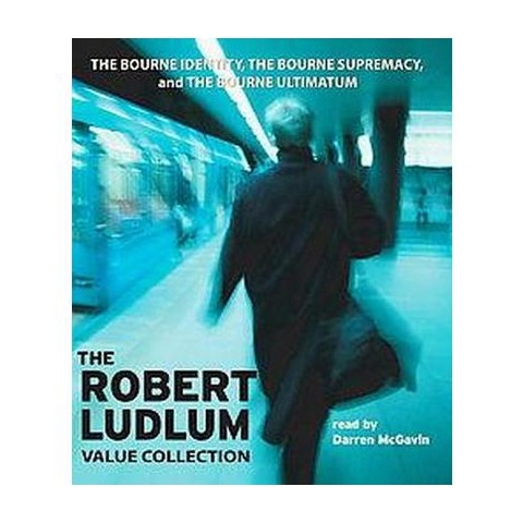 The Robert Ludlum Value Collection (Abridged) (Compact Disc)