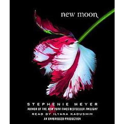 New Moon (Unabridged) (Compact Disc)