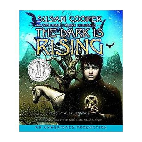 The Dark Is Rising (Unabridged) (Compact Disc)