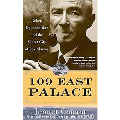 109 East Palace (Reprint) (Paperback)